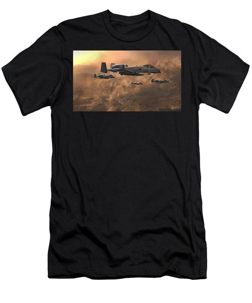 Waypoint Alpha Men's T-Shirt (Athletic Fit)