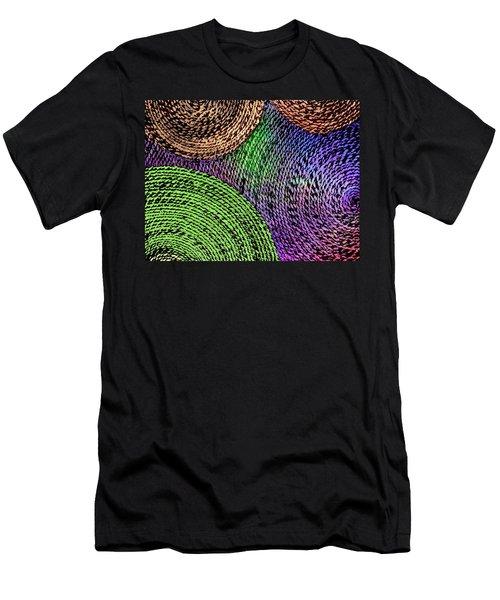 Weaving Universe Men's T-Shirt (Athletic Fit)