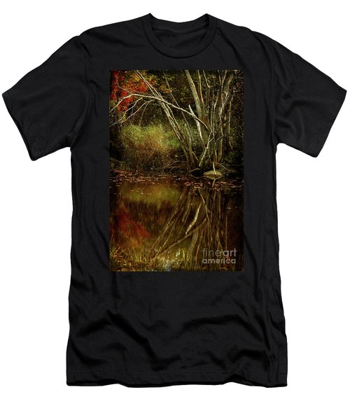 Weeping Branch Men's T-Shirt (Athletic Fit)