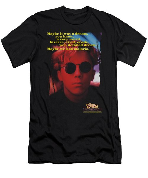 Weird Science - Dream Men's T-Shirt (Athletic Fit)