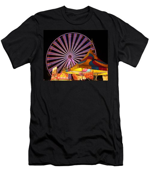 Welcome To The Nys Fair Men's T-Shirt (Slim Fit) by Richard Engelbrecht