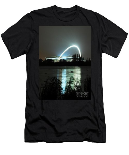 Wembley London Men's T-Shirt (Athletic Fit)