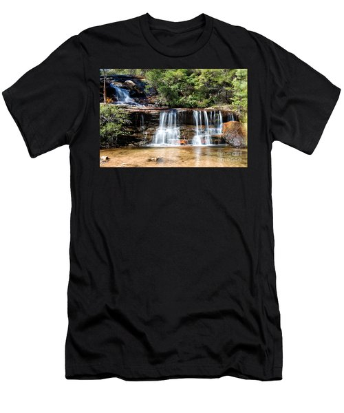 Wentworth Falls Men's T-Shirt (Athletic Fit)