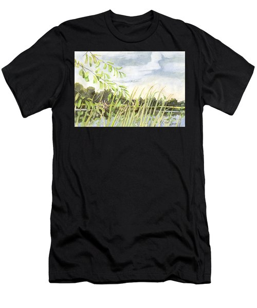 West Bay Napanee River Men's T-Shirt (Athletic Fit)