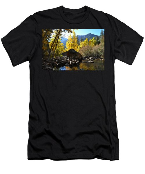 West Fork Of The Carson River Men's T-Shirt (Athletic Fit)
