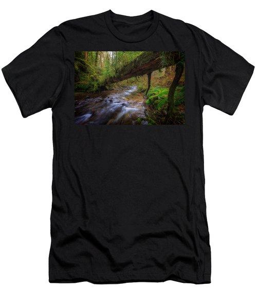 West Humbug Creek Men's T-Shirt (Athletic Fit)