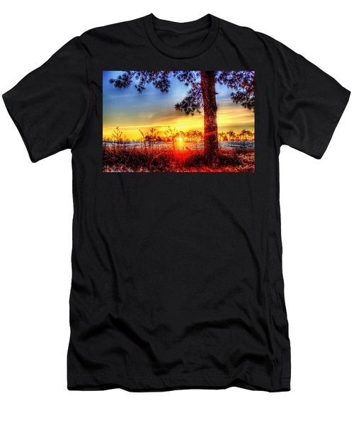 West Tennessee Sunrise Men's T-Shirt (Athletic Fit)