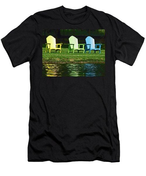 Westchester Adirondacks Men's T-Shirt (Athletic Fit)