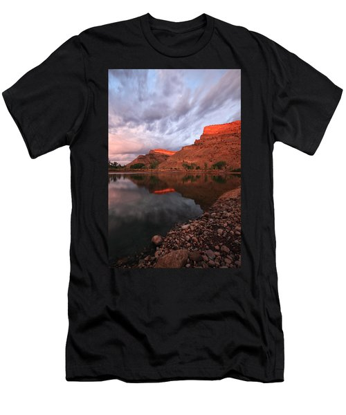 Men's T-Shirt (Slim Fit) featuring the photograph Western Colorado by Ronda Kimbrow