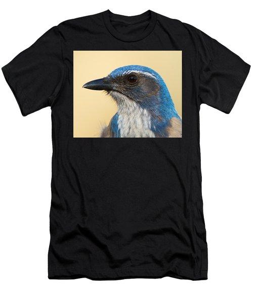 California Scrub-jay Men's T-Shirt (Athletic Fit)