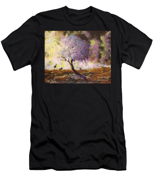 What Dreams May Come Spirit Tree Men's T-Shirt (Athletic Fit)