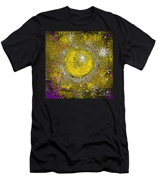 What Kind Of Sun I Men's T-Shirt (Slim Fit) by Carol Jacobs