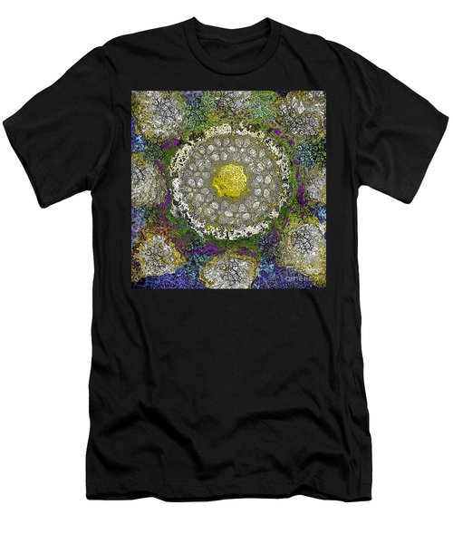What Kind Of Sun IIi Men's T-Shirt (Slim Fit) by Carol Jacobs