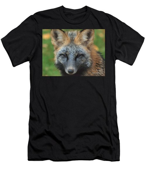 What The Fox Said Men's T-Shirt (Athletic Fit)