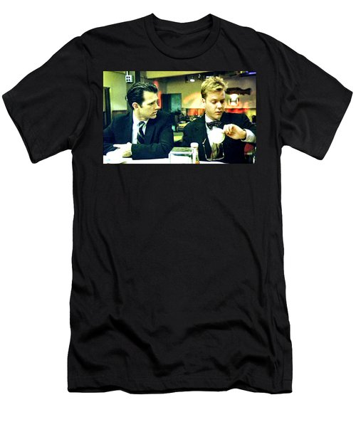 What's The Time Stanley 2013 Men's T-Shirt (Athletic Fit)