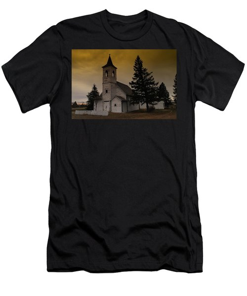 When Heaven Is Your Home Men's T-Shirt (Slim Fit) by Jeff Swan