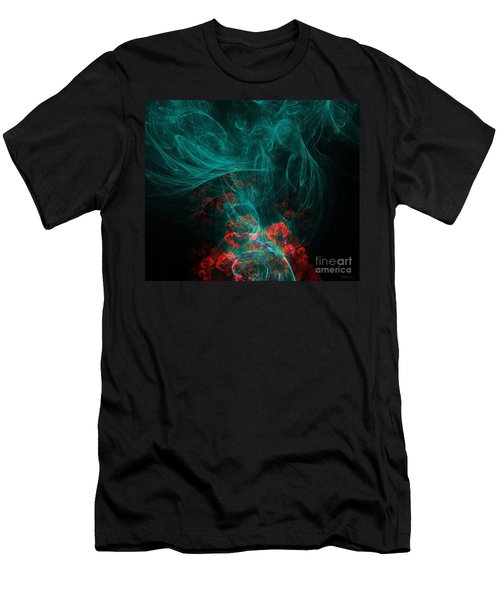 When The Smoke Clears They Bloom Men's T-Shirt (Athletic Fit)