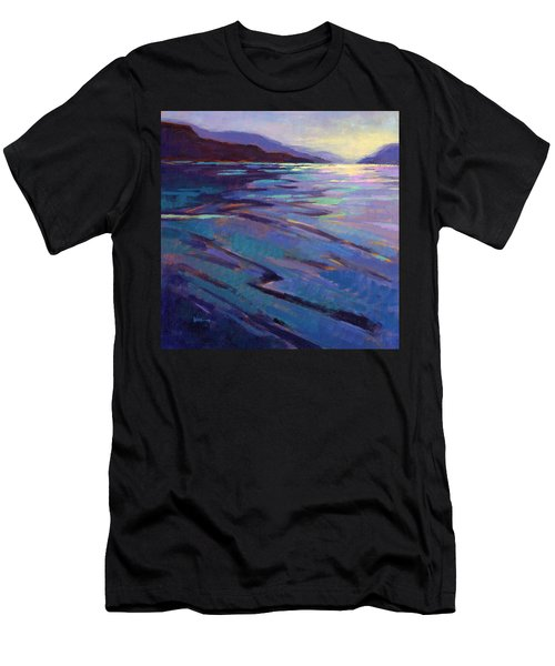 Where The Whales Play 3 Men's T-Shirt (Athletic Fit)