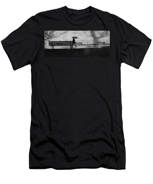 Where You Have Been Men's T-Shirt (Slim Fit) by Jerry Cordeiro