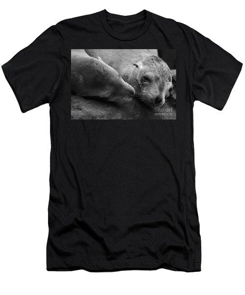 Whisker Love Men's T-Shirt (Athletic Fit)