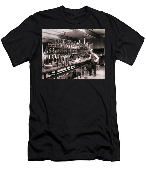 Whiskey Test Lab  1914 Men's T-Shirt (Athletic Fit)