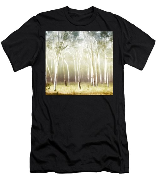 Whisper The Trees Men's T-Shirt (Athletic Fit)