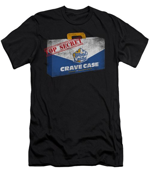White Castle - Crave Case Men's T-Shirt (Athletic Fit)