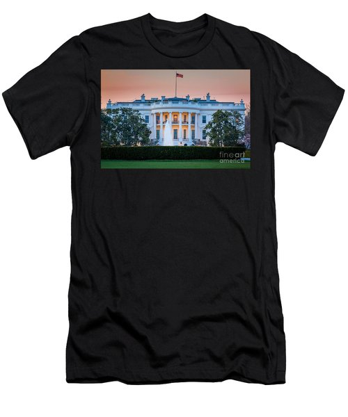 White House Men's T-Shirt (Athletic Fit)