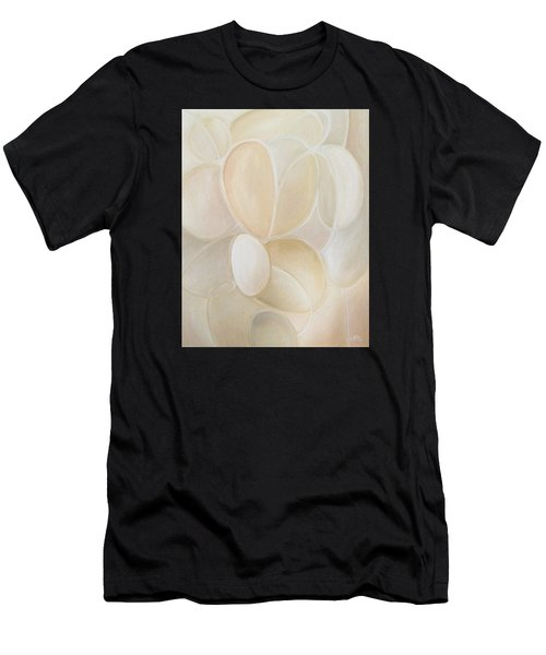 White On Men's T-Shirt (Athletic Fit)
