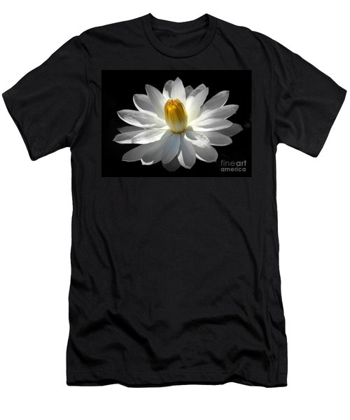 White Water Lily #2 Men's T-Shirt (Athletic Fit)