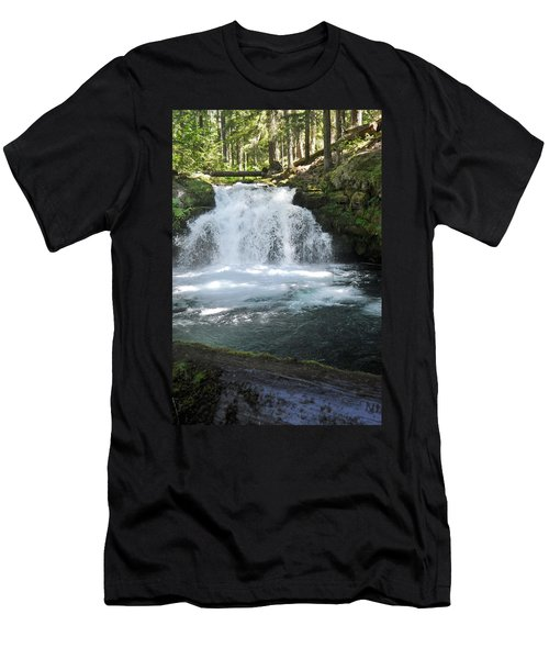 Whitehorse Falls Series 9 Men's T-Shirt (Athletic Fit)