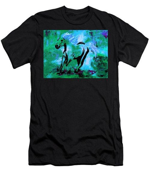 Wild Midnight Men's T-Shirt (Athletic Fit)