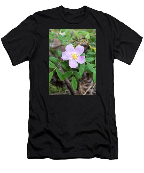 Wild Gentian Men's T-Shirt (Athletic Fit)