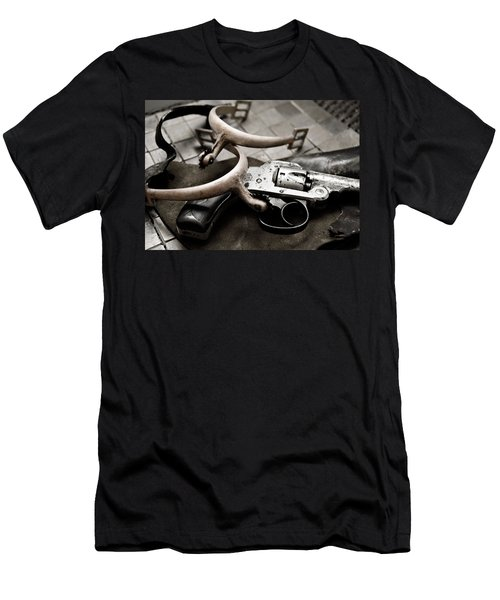 Wild West Men's T-Shirt (Athletic Fit)