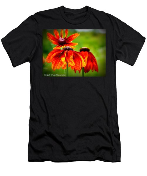 Wildest Bloom Men's T-Shirt (Athletic Fit)