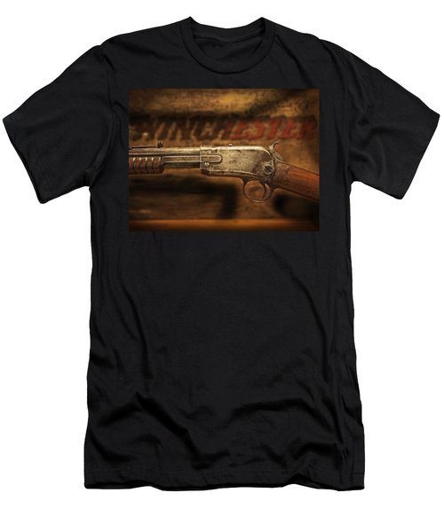 Winchester  Men's T-Shirt (Athletic Fit)