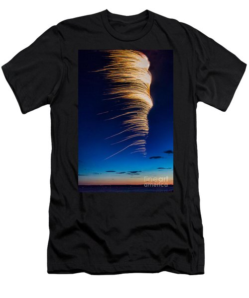 Wind As Light Men's T-Shirt (Athletic Fit)
