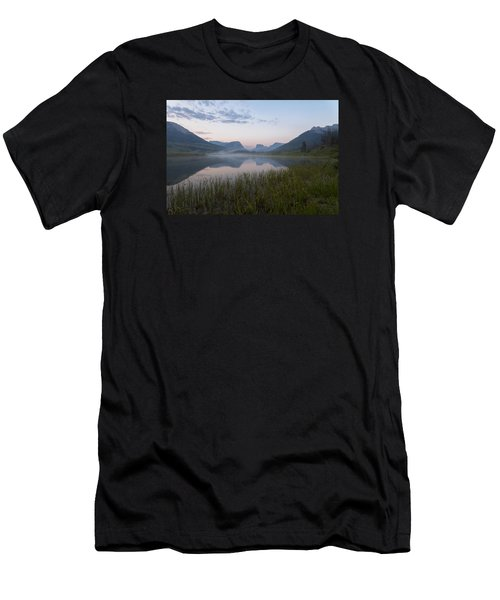 Wind River Morning Men's T-Shirt (Athletic Fit)