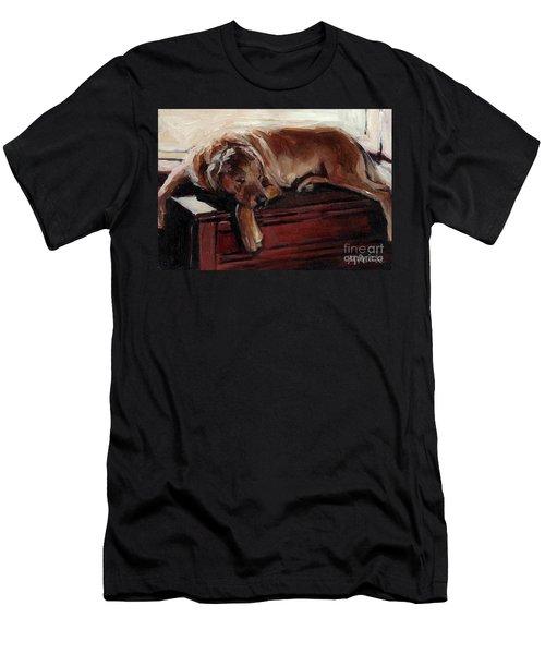 Window Dresser Men's T-Shirt (Slim Fit) by Molly Poole