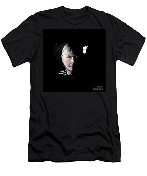 Window To The Soul Men's T-Shirt (Slim Fit) by Carol Jacobs