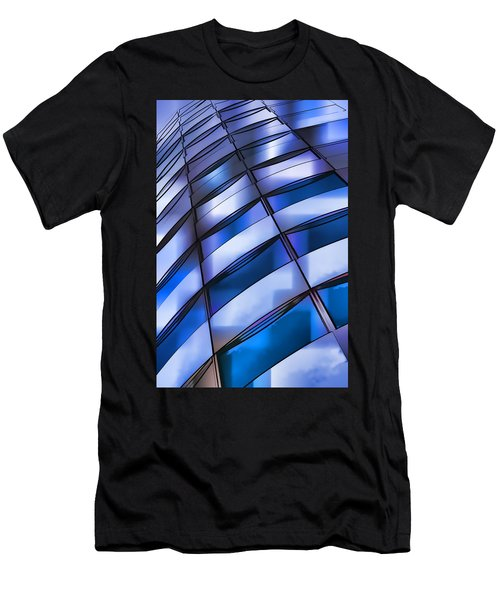 Windows In The Sky Men's T-Shirt (Athletic Fit)