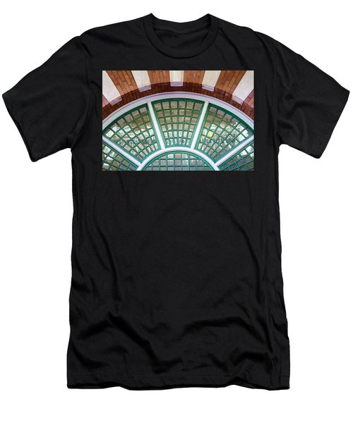 Windows Of Ybor Men's T-Shirt (Athletic Fit)