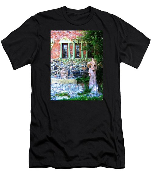 Windows Men's T-Shirt (Slim Fit) by Oleg Zavarzin