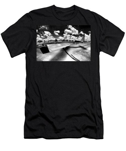 Wing Art Men's T-Shirt (Slim Fit) by Paul Job