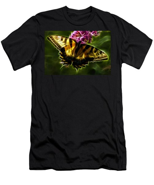 Winged Beauty Men's T-Shirt (Athletic Fit)
