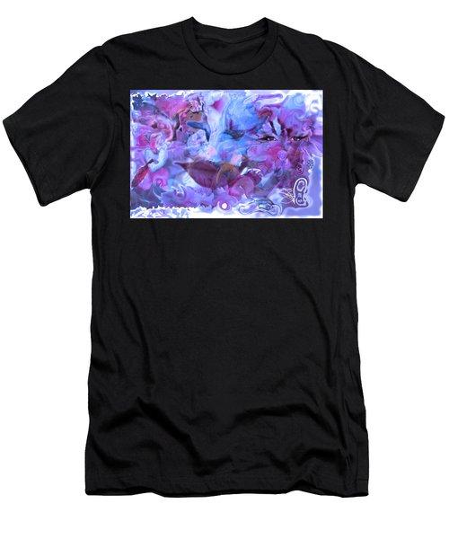 Wings Of Joy Men's T-Shirt (Athletic Fit)