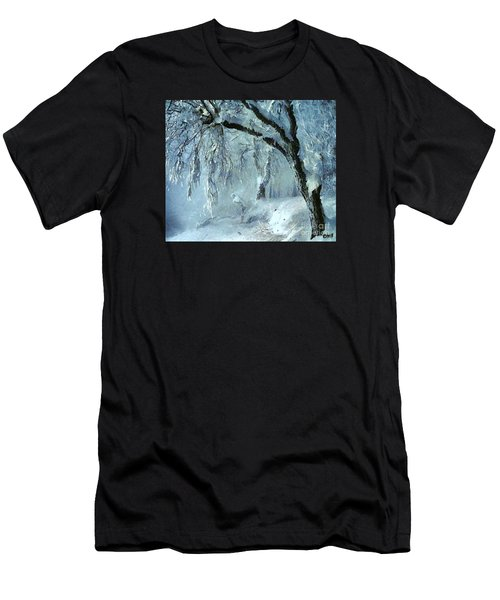 Winter Dreams Men's T-Shirt (Athletic Fit)