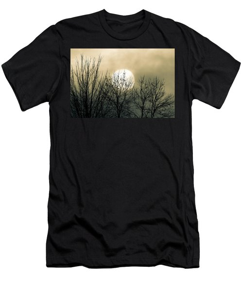 Winter Into Spring Men's T-Shirt (Athletic Fit)