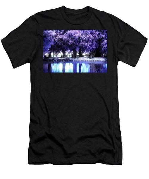 Winter Rest Men's T-Shirt (Athletic Fit)