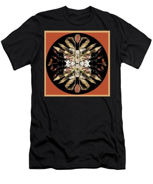 Winter Viburnum Men's T-Shirt (Athletic Fit)
